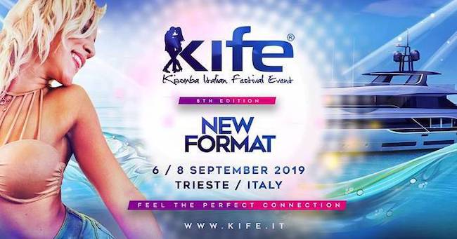 Kife Trieste 2019