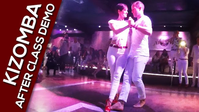 kristofer mencak sandra molina kizomba fusion lost in you