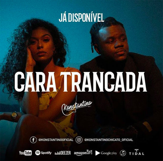 Konstantino feat. Rui Orlando - Cara Trancada