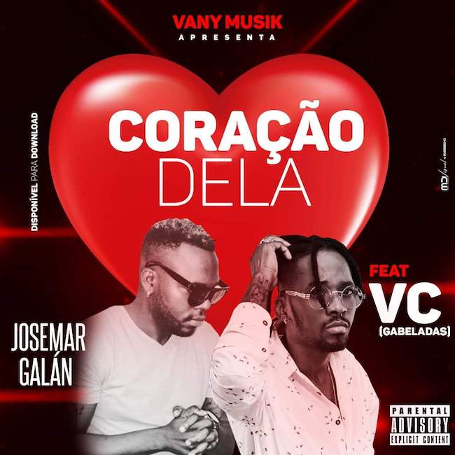 Josemar Galan ft. VC Gabeladas - Coração Dela
