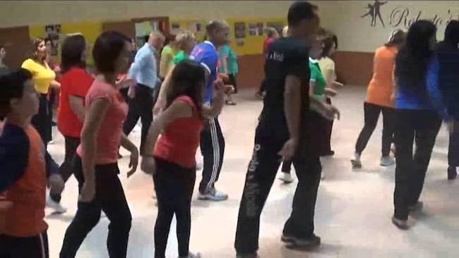 balli di gruppo kizomba
