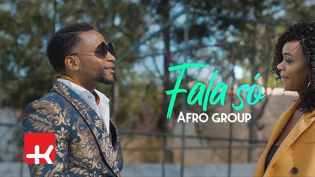 Afro Group - Fala Só